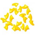 nagelkapjes geel